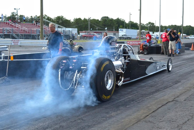 chevrolet corvette racing 632 top dragster NHRA
